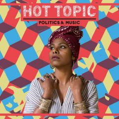 Click to see more about Hot Topic x Female Focus w/ Shubangi