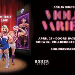 Berlin Bruisers' Violet Varieté: Amsterdam Ahoy!