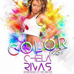 Color Fest/ Show y DJ set ChelaRivas/ AdrianDalera/ MarkAlvarado