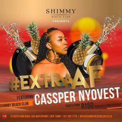 Shimmy Beach Club Presents #ExtraAF