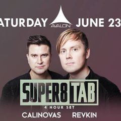 Avalon presents: Super8 & Tab [Extended Set]