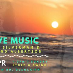Sunday Sessions at the Stoep & Swing