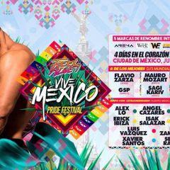 Feel Alive: Vive México Gay Pride Festival.