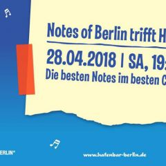 Notes of Berlin LIVE SHOW