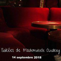 Les Soirées de Mademoiselle Audrey. Clubbing #6