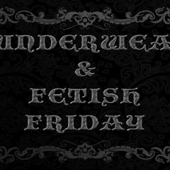 Funderwear & Fetish Friday