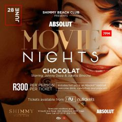 Absolut Movie Nights: Chocolat