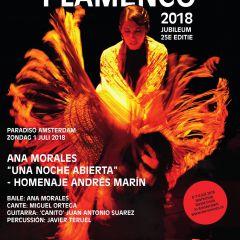 Una Noche abierta - Homenaje Andrés Marín | Lleno de Flamenco