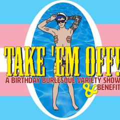 Click to see more about Take 'Em Off! Frankie's Birthday Benefit Show at MSR!, Atlanta
