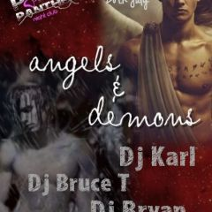 ANGELS & DEMONS PARTY