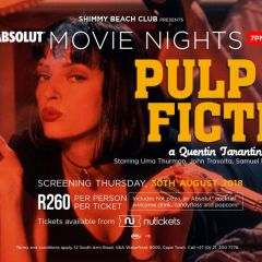 Absolut Movie Nights: Pulp Fiction