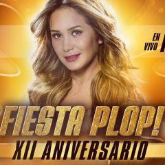Fiesta Plop! / 12º Aniversario con Karina en vivo
