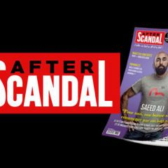 ScandaL After N°17 by Saeed Ali @Gibus