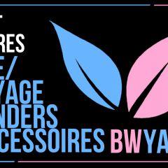 Essayage et vente de binders et accessoires
