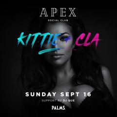 DJ Cla & DJ Kittie at Apex Nightclub!