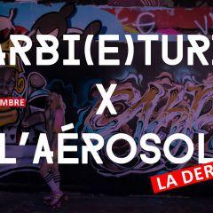 Barbi(e)turix X L'Aérosol, la dernière !