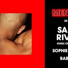 Menergy w/ Sandy Rivera - Season opening