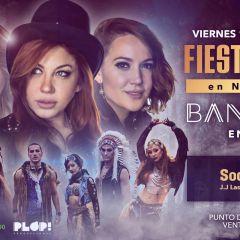 Fiesta Plop! llega a Neuquén con Bandana en vivo!