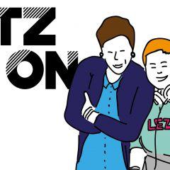 Letz Be On - Die Party für Lesben & Friends