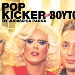 Popkicker by Jurassica Parka meets Boytox