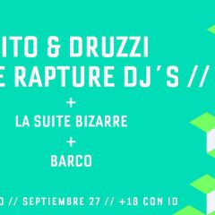 Click to see more about The Rapture - Vito & Druzzi dj´s set