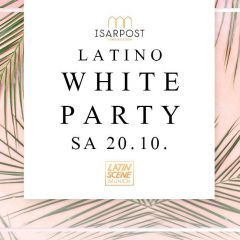 Click to see more about Latino White Party // Isarpost, Munich