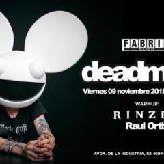 Evento Oficial - Deadmau5