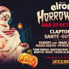 Evento Oficial - elrow Horroween
