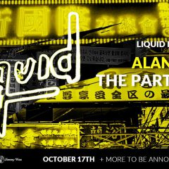 Click to see more about Liquid Nights // ADE