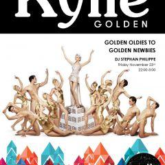 Kylie Golden oldies to newbies