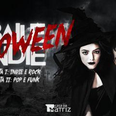 Baile Indie • Halloween