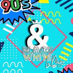 Black&White The 90s!