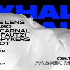 Evento Oficial - Code presenta Exhale by Amelie Lens