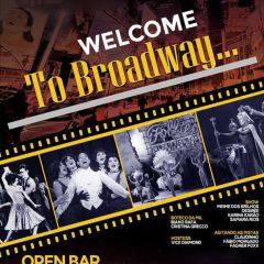 Click to see more about Domingo   Welcome To Broaddway - Open Bar 21/10/18, Rio de Janeiro