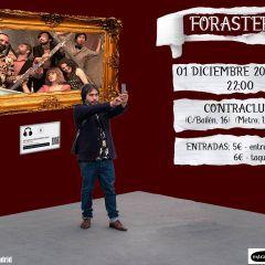 Forasteros - ContraClub - 01 Dic 2018