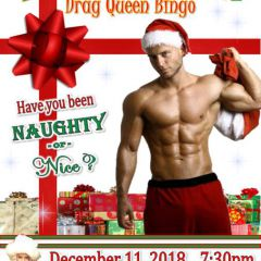 Bad Santa Drag Queen Bingo