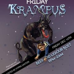 Click to see more about Flex's Fetish Friday ~ Krampus Edition, Las Vegas