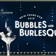 Bubbles and Burlesque New Years Eve