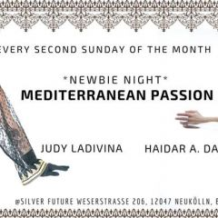 Click to see more about Newbie*Night mediterranean passion, Berlin