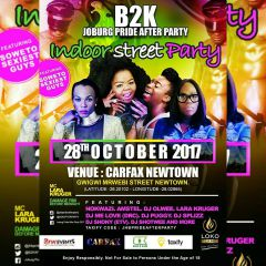 B2K PRIDE AFTER PARTY