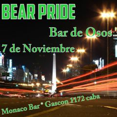 Bear Pride - Bar
