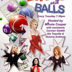 Tuesday Karaoke - BINGO WITH BALLS