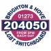 Organization in Brighton : Brighton Lesbian & Gay Switchboard
