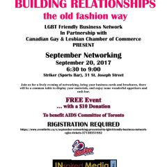 Click to see more about September Networking