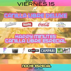 Click to see more about Canilla Libre Viernes