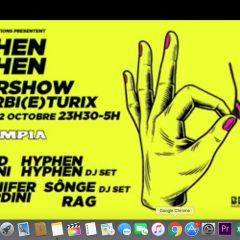 Hyphen Hyphen Aftershow by Barbi(e)turix