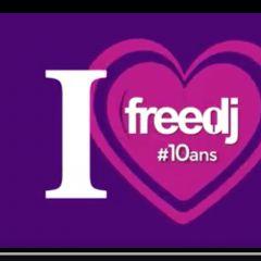 Les 10 ans #freedj10ans