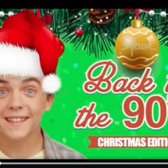 Click to see more about Back to the 90's : Christmas Edition, Paris
