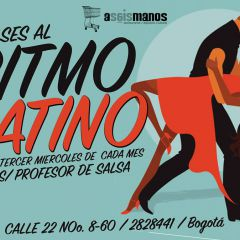 Click to see more about CLASES AL RITMO LATINO