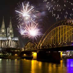 Click to see more about Kölner Lichter (Cologne Lights), Cologne